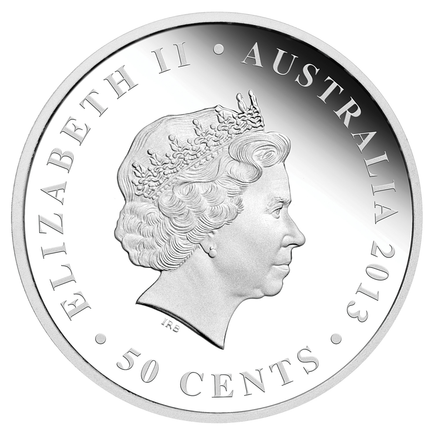 2013 1/2 oz Silver Proof Christmas Coin